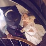 © Studio Delphianblue - MN Budget Bride - Minnetonka Wedding, stairway