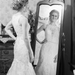 © Studio Delphianblue - MN Budget Bride - Getting Ready at the Brickhouse Getaway