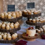 © Studio Delphianblue - MN Budget Bride - Brickhouse Getaway, cupcake wedding